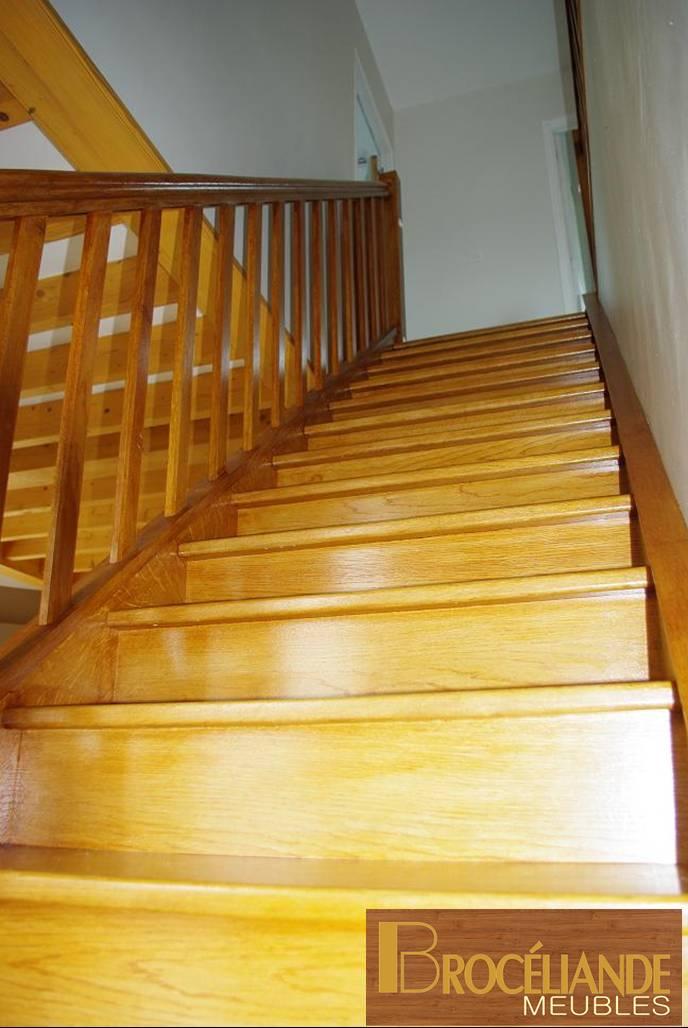 escalier broc liande meubles. Black Bedroom Furniture Sets. Home Design Ideas