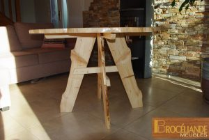 TABLE TREFLE1