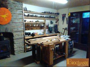 atelier d'ébénisterie à paimpont
