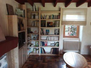bibliotheque en Frene